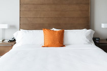 Guestroom | Revel Hotel Des Moines Urbandale, Tapestry Collection by Hilton