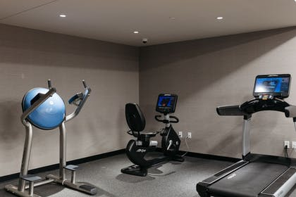 Fitness Facility | Revel Hotel Des Moines Urbandale, Tapestry Collection by Hilton