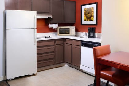 In-Room Kitchen   Residence Inn By Marriott Dallas Plano/Legacy