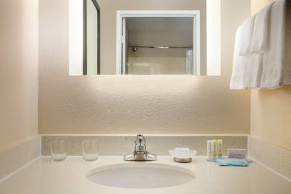 Bathroom | SpringHill Suites Phoenix North