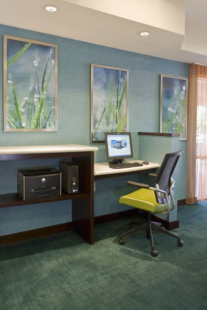 Business Center | SpringHill Suites Phoenix North