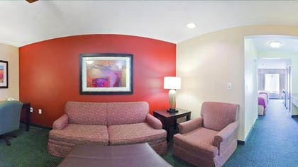 Living Area | Holiday Inn Express & Suites Norfolk