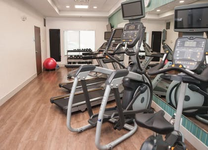 Fitness Facility | Holiday Inn Express & Suites Norfolk