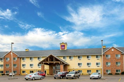 View from Property | Comfort Suites Wisconsin Dells Area