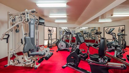 Fitness Facility | Best Western Plus Great Northern Inn