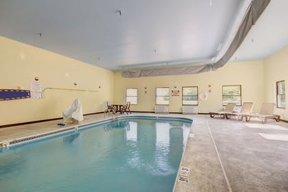 Indoor Pool | Holiday Inn Express Columbus South - Obetz