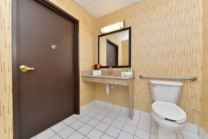 Bathroom | Holiday Inn Express St Paul S - Inver Grove Hgts