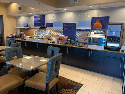 Breakfast Area | Holiday Inn Express St Paul S - Inver Grove Hgts