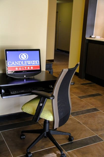 Business Center   Candlewood Suites East Syracuse - Carrier Circle