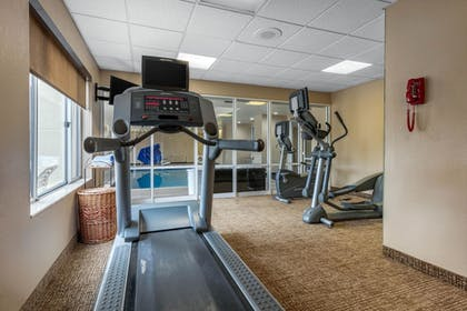Fitness Facility   Comfort Inn & Suites Montgomery East Carmichael Rd