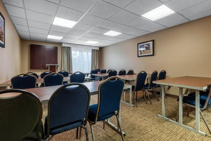 Meeting Facility   Comfort Inn & Suites Montgomery East Carmichael Rd