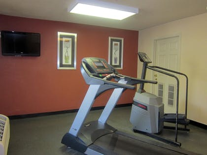 Fitness Facility   Extended Stay America Houston - Stafford