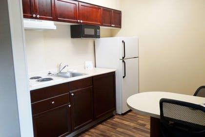 In-Room Kitchen   Extended Stay America Houston - Stafford