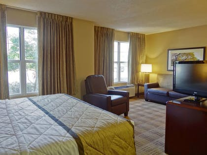 Guestroom   Extended Stay America Houston - Stafford