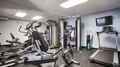 Fitness Facility | Best Western Plus Eau Claire Conference Center