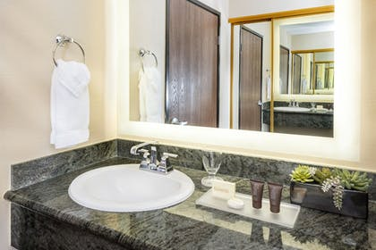 Bathroom Sink | Ayres Suites Ontario at the Mills Mall