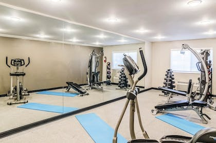 Fitness Facility | Quality Inn & Suites Westminster - Broomfield