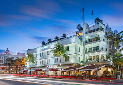 Hotel Front | Bentley Hotel South Beach