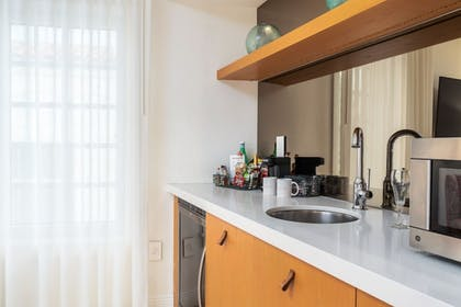 Private Kitchenette | Bentley Hotel South Beach