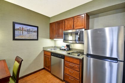 | 1 King Bed 1 Bedroom Suite | Homewood Suites by Hilton Hillsboro/Beaverton
