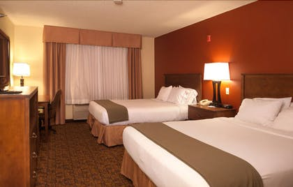 Guestroom | Holiday Inn Express Hotel & Suites Canyon