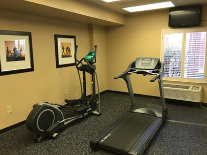 Fitness Facility | Extended Stay America- Kansas City - Overland Park - Metcalf