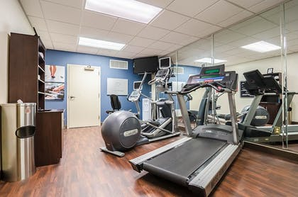 Fitness Facility | Comfort Suites Innsbrook