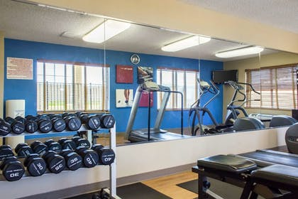 Fitness Facility | Comfort Suites At Tucson Mall