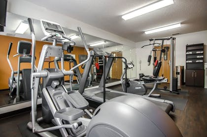Fitness Facility | Quality Suites St. Joseph