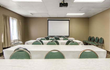 Meeting Facility | Quality Suites St. Joseph