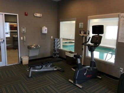 Fitness Facility | Holiday Inn Express Hotel & Suites Limon I-70