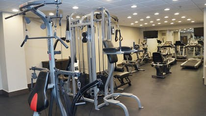 Fitness Facility   Best Western Naples Plaza Hotel