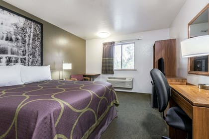Room | Super 8 by Wyndham Missoula/Reserve St.