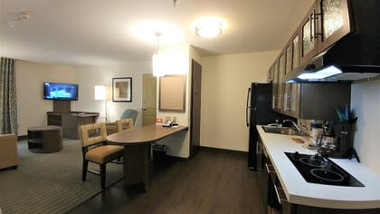 In-Room Kitchenette | Candlewood Suites Pensacola - University Area