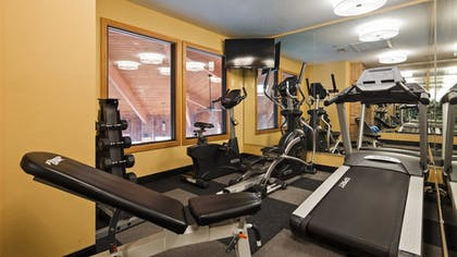 Fitness Facility | Best Western Shippensburg Hotel