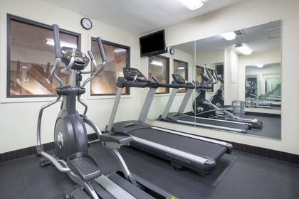Fitness Facility | AmericInn by Wyndham Mount Pleasant