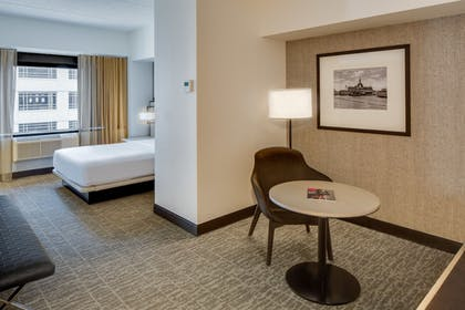 Room |  | DoubleTree by Hilton Hotel & Suites Jersey City