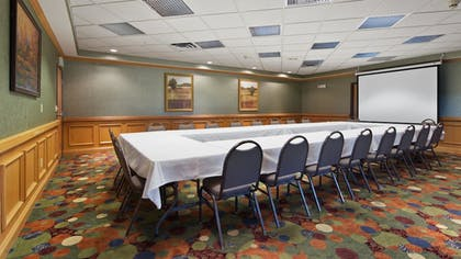 Meeting Facility | Best Western Circus City Inn