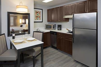 In-Room Kitchen | Residence Inn by Marriott Beverly Hills