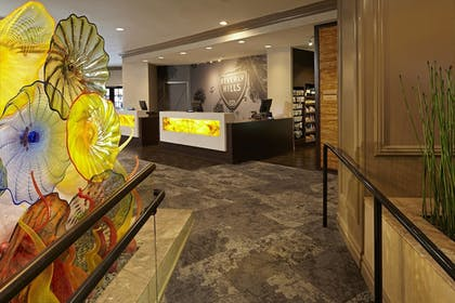 Lobby | Residence Inn by Marriott Beverly Hills