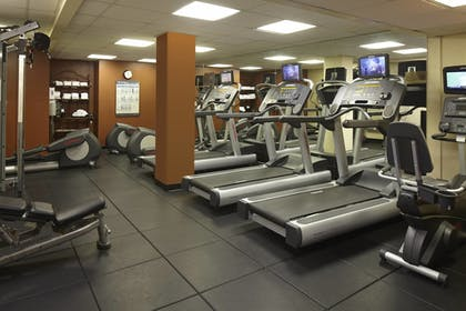 Gym | Residence Inn by Marriott Beverly Hills