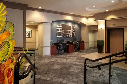 Business Center | Residence Inn by Marriott Beverly Hills