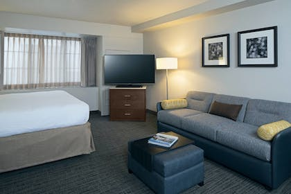 Guestroom | Residence Inn by Marriott Beverly Hills
