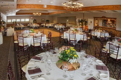 Banquet Hall | Cambria Pines Lodge