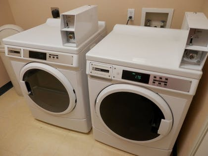 Laundry Room   Quality Inn & Suites