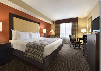 | Suite, 1 King Bed with Sofa bed, Non Smoking (1 Bedroom) | Country Inn & Suites by Radisson, Evansville, IN