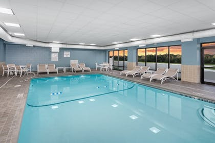 Pool | Holiday Inn Express Hotel & Suites South Portland