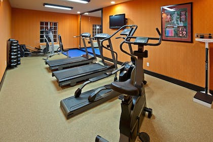 Fitness Facility | Holiday Inn Express Grand Rapids SW
