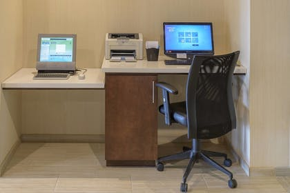 Business Center   SpringHill Suites by Marriott St. Louis Chesterfield