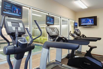 Fitness Facility | SpringHill Suites by Marriott St. Louis Chesterfield